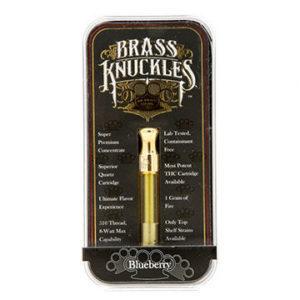 Brass Knuckles Vape Cartridges