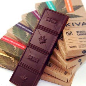 Buy Kiva Milk Chocolate Bar
